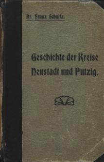 Geschichte der Kreise Neustadt und Putzig