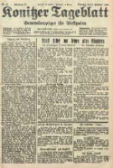 Konitzer Tageblatt.Amtliches Publikations=Organ, nr27