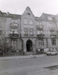 Gdańsk Wrzeszcz, ul. Bohaterów Getta Warszawskiego 15 fasada