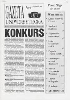 Gazeta Uniwersytecka, 1995, nr 6 (38)