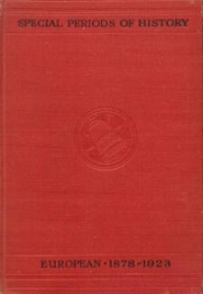 European history 1878-1923