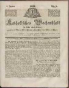Katholisches Wochenblatt aus Ost- und Westpreußen für Leser aller Stände