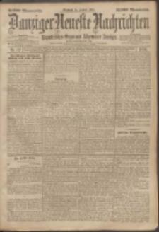 Danziger Neueste Nachrichten : unparteiisches Organ und allgemeiner Anzeiger 12/1896