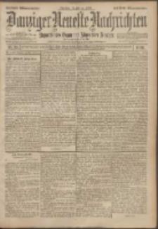 Danziger Neueste Nachrichten : unparteiisches Organ und allgemeiner Anzeiger 35/1896