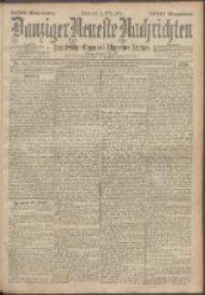 Danziger Neueste Nachrichten : unparteiisches Organ und allgemeiner Anzeiger 63/1896