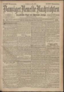 Danziger Neueste Nachrichten : unparteiisches Organ und allgemeiner Anzeiger 112/1896