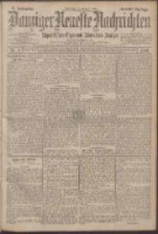 Danziger Neueste Nachrichten : unparteiisches Organ und allgemeiner Anzeiger 8/1899