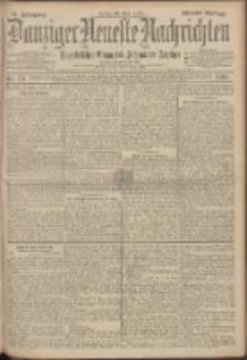 Danziger Neueste Nachrichten : unparteiisches Organ und allgemeiner Anzeiger 1/1899