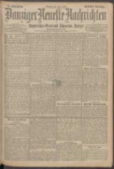 Danziger Neueste Nachrichten : unparteiisches Organ und allgemeiner Anzeiger 95/1899