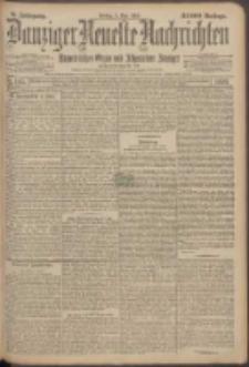 Danziger Neueste Nachrichten : unparteiisches Organ und allgemeiner Anzeiger 105/1899