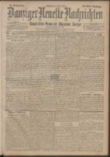Danziger Neueste Nachrichten : unparteiisches Organ und allgemeiner Anzeiger 160/1899