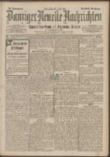 Danziger Neueste Nachrichten : unparteiisches Organ und allgemeiner Anzeiger 174/1899