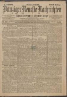 Danziger Neueste Nachrichten : unparteiisches Organ und allgemeiner Anzeiger 233/1899