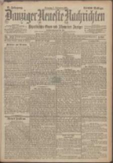 Danziger Neueste Nachrichten : unparteiisches Organ und allgemeiner Anzeiger 262/1899