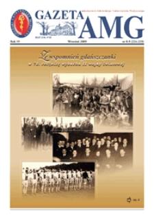 GazetAMG, 2009, R. 19, nr 8-9