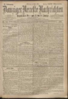 Danziger Neueste Nachrichten : unparteiisches Organ und allgemeiner Anzeiger 186/1896
