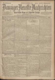 Danziger Neueste Nachrichten : unparteiisches Organ und allgemeiner Anzeiger 222/1896