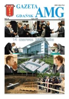 GazetAMG, 2008, R. 18, nr 7