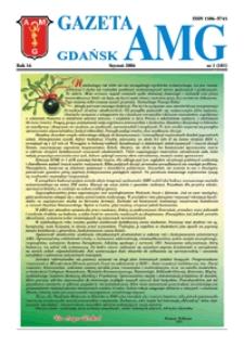 GazetAMG, 2006, R. 16, nr 1