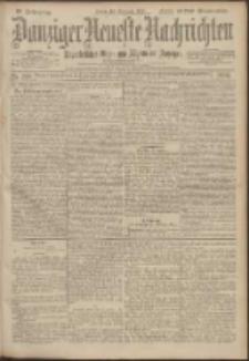 Danziger Neueste Nachrichten : unparteiisches Organ und allgemeiner Anzeiger 268/1896