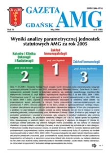 GazetAMG, 2006, R. 16, nr 5