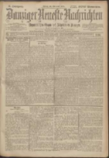 Danziger Neueste Nachrichten : unparteiisches Organ und allgemeiner Anzeiger 273/1896