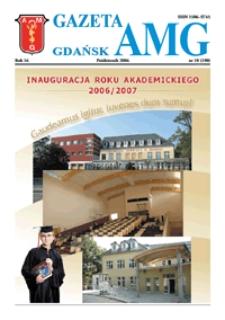 GazetAMG, 2006, R. 16, nr 10