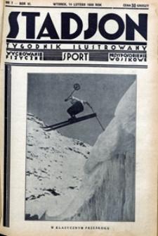 Stadjon, 1928, nr 7