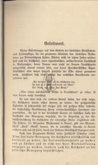 Von einem unbekannten Volke in Deutschland. Ein Beitrag zur Volks - und Landeskunde der kaschubei