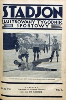 Stadjon, 1929, nr 5