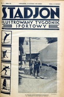 Stadjon, 1929, nr 7