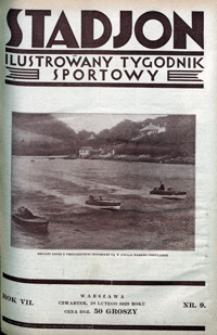 Stadjon, 1929, nr 9
