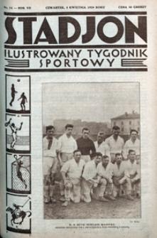 Stadjon, 1929, nr 14