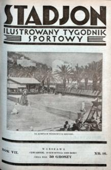 Stadjon, 1929, nr 16