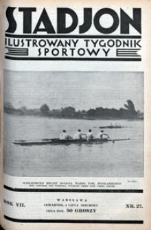 Stadjon, 1929, nr 27