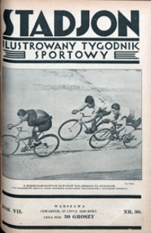 Stadjon, 1929, nr 30