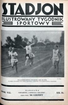 Stadjon, 1929, nr 31