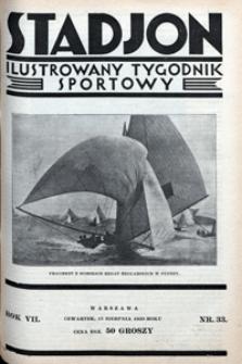 Stadjon, 1929, nr 33