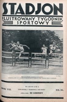 Stadjon, 1929, nr 36