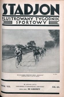 Stadjon, 1929, nr 40