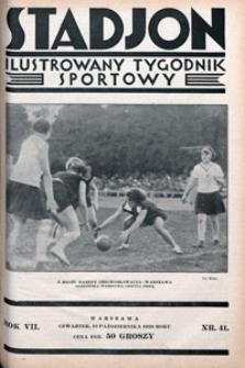Stadjon, 1929, nr 41