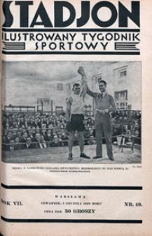 Stadjon, 1929, nr 49