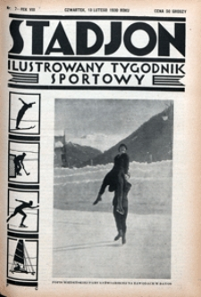 Stadjon, 1930, nr 7