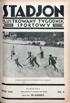 Stadjon, 1930, nr 9