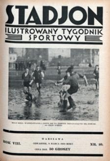 Stadjon, 1930, nr 10