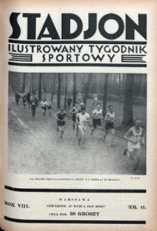 Stadjon, 1930, nr 11