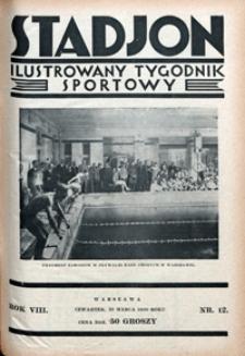 Stadjon, 1930, nr 12