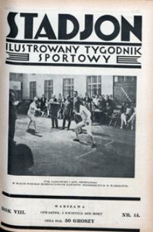 Stadjon, 1930, nr 14