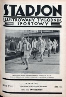 Stadjon, 1930, nr 15