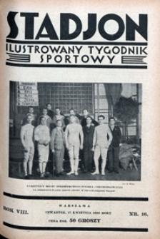 Stadjon, 1930, nr 16